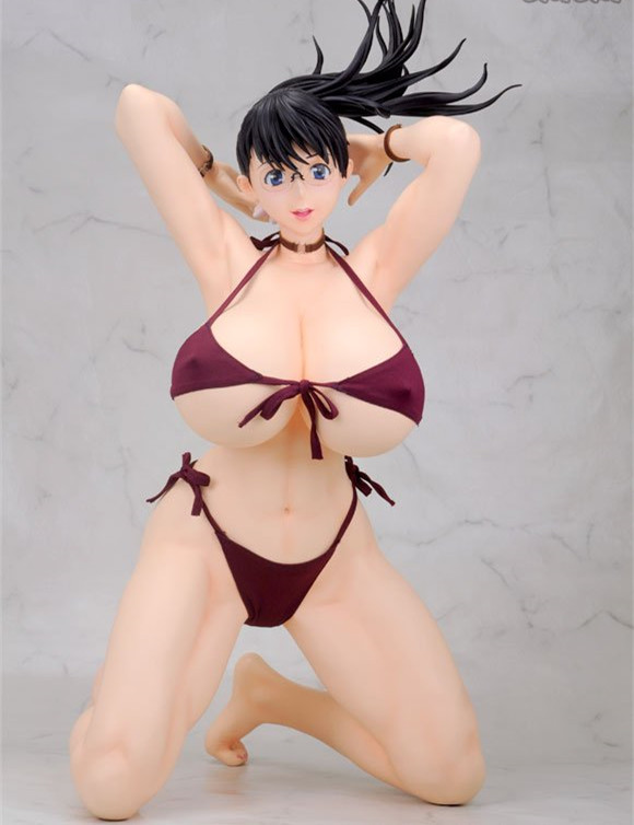 Queens Blade Cattleya Anime Girl Figure 12 Resin Figure -5150