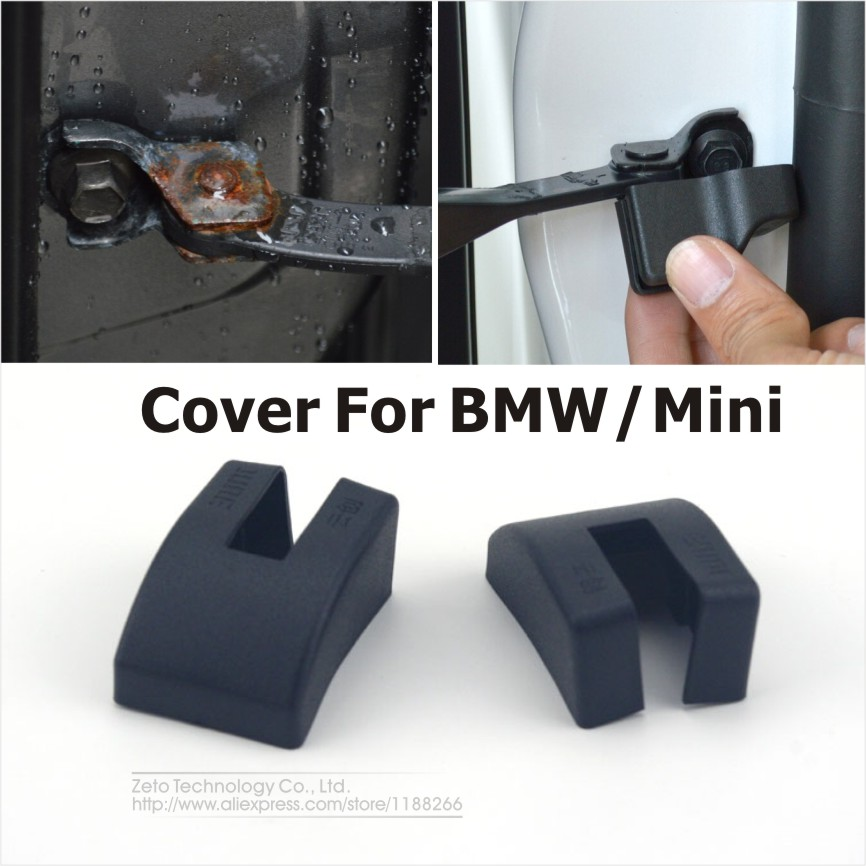 4pcs Lot Car Styling Car Door Check Arm Protection Cover