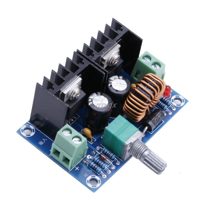 DC-DC Buck Converter 5V-40V To 1.2-36V 8A 200W Adjustable Step Down Power Module Drop Ship