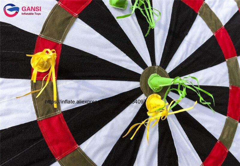 Venta al por mayor inflable pie dardos juego inflable tablero de - Deportes y aire libre - foto 3