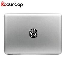 Kocurtop Забавный Человек-паук наклейка для ноутбука Виниловая наклейка для Apple Macbook Pro Air 11 13 15 дюймов для MacBook кожи ноутбука