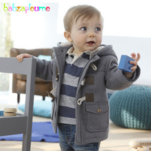 0-4Years/Children's Winter Jackets Casual Kids Coats For Baby Boys Clothes Warm Thick Infant Outerwear Children Clothing BC1185