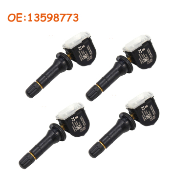 4 pcs/lot 13598773 TP3040050 For Acadia Enclave Traverse New Car Tire Pressure Sensors TPMS 433 MHz car accessories