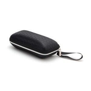 Image 5 - Étui de lunettes de soleil organisateur de siège arrière de voiture pour les femmes boîte à lunettes avec étuis à lunettes pour les hommes