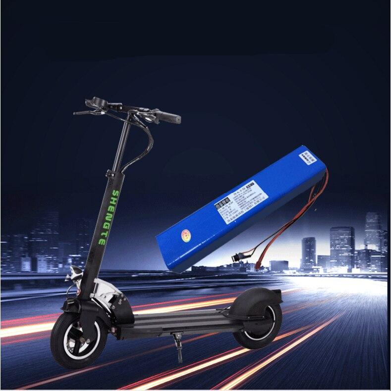 Haute qualité 36 V 15.2AH Lithium ion Li ion batterie Rechargeable 5C INR 18650 pour scooters électriques/e-scooters, alimentation 36 V