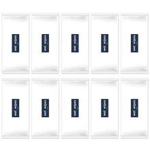 20 шт Одноразовые Нетканые влажные салфетки, индивидуально обернутые, портативные, новые