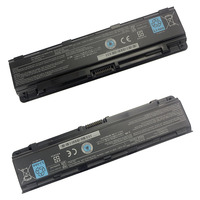 Laptop Battery For Toshiba Satellite PA5024U 1BRS PABAS260 AKKU L800 L805D M845D C800 C850 C850D C855D