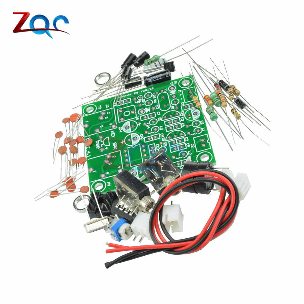 Detail Feedback Questions About 12v Power Ham Radio 40m Cw Shortwave Fun With Solderless Breadboards Homemade Receiver Qrp Pixie Transmitter Module 7023mhz 7026
