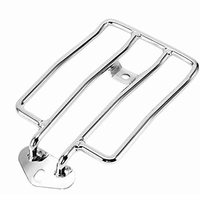 Motorcycle Steel Seat Luggage Rack CARrier Support Shelf For XL Sportsters 883 1200 2004 2016