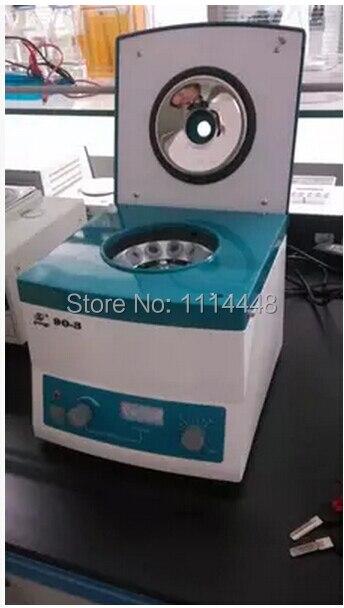Nueva 90-3 12*10 ml 4000 RPM eléctrica Médicos centrífuga de laboratorio equipo