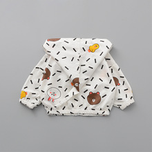 Baby Girl Sun-Protective Coat