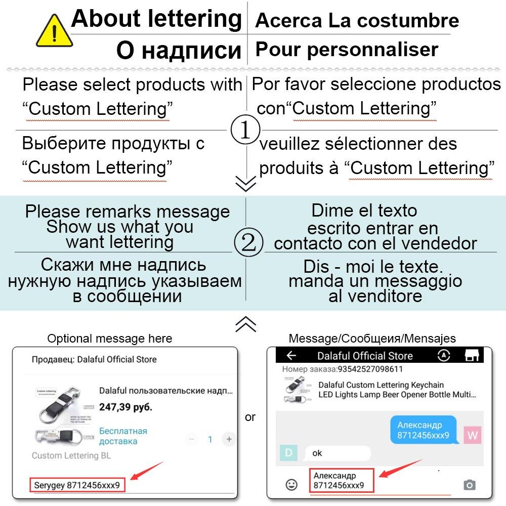 Lettering personalizado Chaveiros Chaveiros de aço Inoxidável Gravar o Nome  de Metal Corrente Chave Do Logotipo Personalizado Para Mulheres Homens  presente ... 6e7a741a53