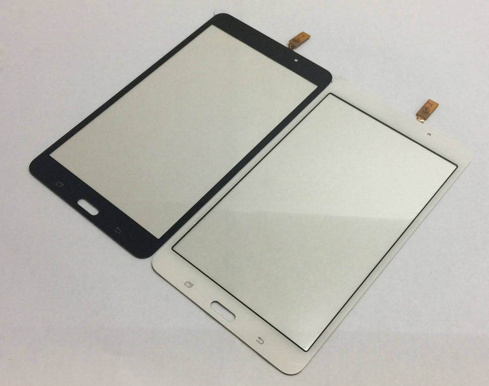 White / Black Touch Screen Sensor Panel Glass Digitizer for Samsung Galaxy Tab 4 7.0 T230 SM-T230 + Tracking Number