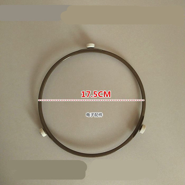 Microwave Oven Parts Supporting Rollers 17 5 Cm Stent Circle Diameter For Galanz Midea 24 5cm Shaped