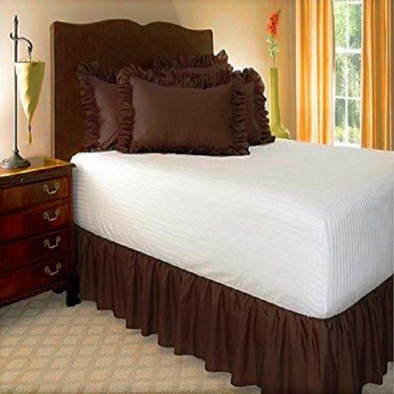 king size bed skirt free shipping king size color without 29403
