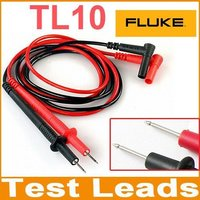 1 Pair Original Fluke TL10 Test Probes Leads Cable Suitable For F15B F17B F312 F316 F318