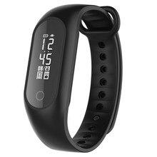 Обновление мужчин смарт-браслет с Сенсорный экран крови кислородом волокна браслет крови Давление монитор сердечного ритма спортивные часы для мужчин