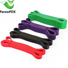 Resistance Band Exercise Elastic Band Workout Ruber Loop Crossfit Strength Pilates Fitness Equipment Training Expander Unisex cheap Comprehensive Fitness Exercise FervorFOX 201807091418 Rubber String Chest Developer