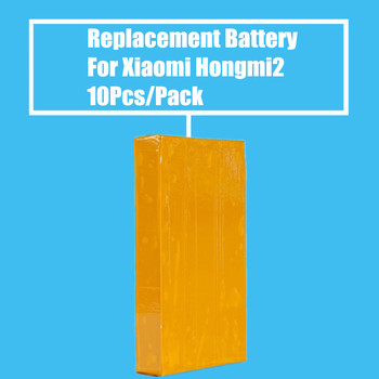 New Arrival 10Pcs/Pack Replacement Battery 2200mah for XIAOMI HONGMI2 High Quality