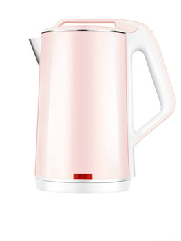 NEW Electric kettle household automatic cut off heat fast stainless steel dormitory