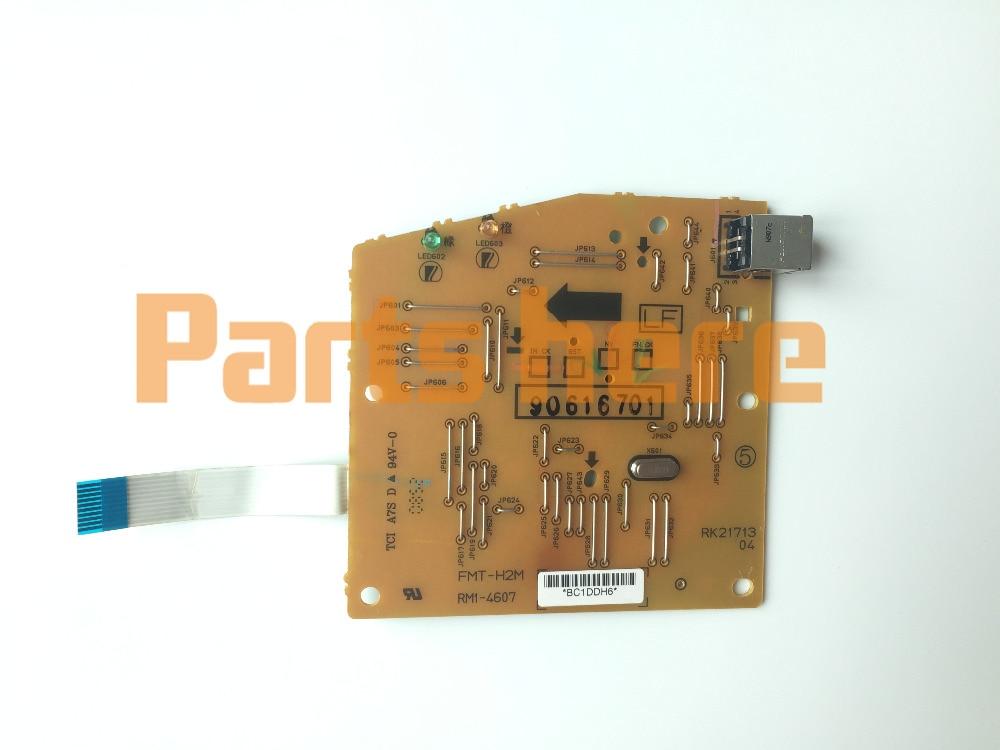 RM1-4607 RM1-4607-000CN Formatter main logic board Ass'y MainBoard mother board for HP P1005 P1006 P1007 P1008 P1000 series динамометрический ключ jtc 4607 с цифровой индикацией 1 2 68 340нм 650мм