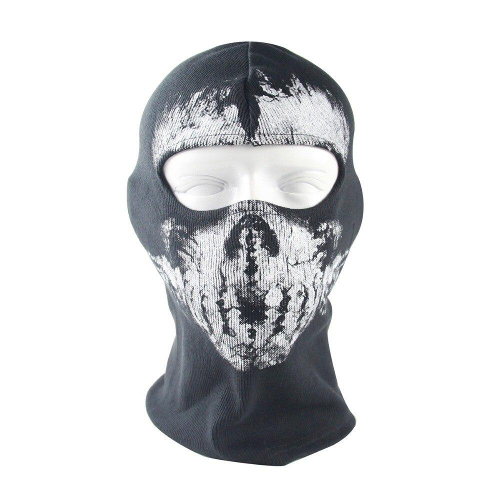 Aliexpress.com : Buy New COD Skull Balaclava Airsoft Full Face ...