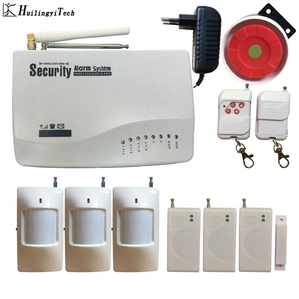 sem fio gsm sistema de alarme antena sistemas de alarme seguranca em casa sinal sem fio
