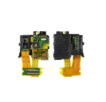 For Sony Xperia Z L36h LT36i C6602 C6603 3.5MM Earphone Headphone Jack Audio Flex Cable image