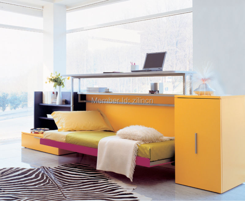 high quality muphy bed kids wall bedsingle wall beds combination vertical or horizontal bed available aliance murphy bed desk