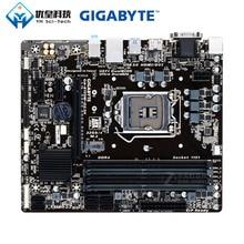 Original Used Desktop Motherboard Gigabyte B150M-DS3H B150 LGA 1151  Core i7/i5/i3/Pentium/Celeron DDR4 64G SATA3 Micro ATX
