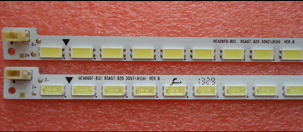 LED40K260D   RSAG7.820.5062 LT-1119356-A Led Backlight    1pcs=54led 500mm