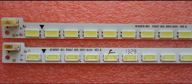 LED40K260D   RSAG7.820.5062 LT-1119356-A Led Backlight    1pcs=54led 500mm