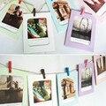 Photo frame venda quente 6 polegada presente criativo diy parede pendurado moldura de papel foto álbum de fotos de parede freeshipping atacado