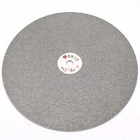 10 Inch 250 Mm Grit 60 1200 Diamond Grinding Disc Abrasive Wheel Coated Flat Lap Disk
