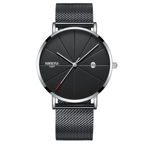 NIBOSI-Ultra-Thin-Fashion-Men-Watch-Top-