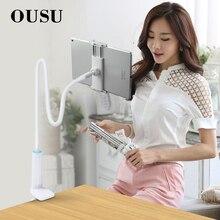 OUSU Mobile Phone Holder Stand For iphone ipad Support Telephone Lazy Desk Grip Mount Tablet soporte celular