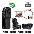Mini cámara hd md81s mini dv motion detección de modo de grabación ip wifi cámara de vídeo mini cámara micro cámara