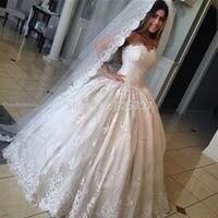 Свадебное платье Vestidos 2017