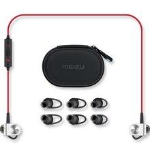 Meizu EP51 Wireless Sport Earphone Bluetooth Headphone Noise Reduction Aluminium Alloy Shell TPE Line Earbuds Headset