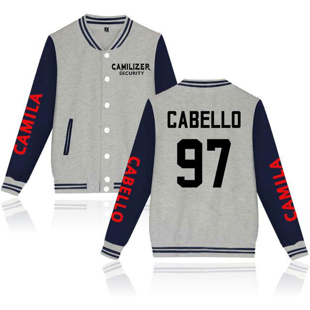 CAMILA CABELLO THEMED BASEBALL JACKET (16 VARIAN)