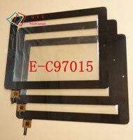 9.7 polegada qsd E-C97015-01 da tela de toque para digma idsq10 idsq 10 3g idrq10 tablet pc digitador substituição