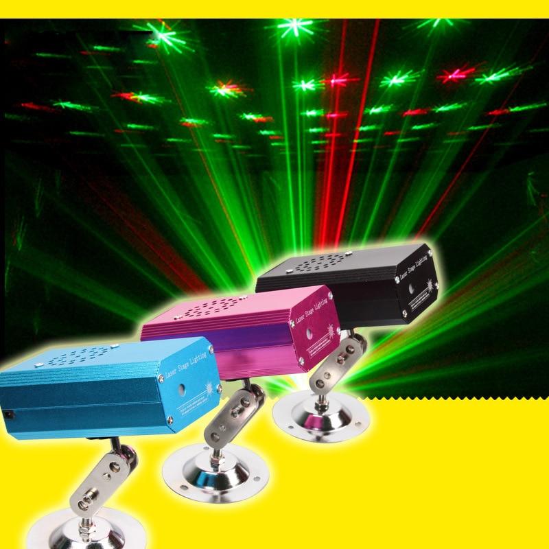 Mini Meteor Laser Stage Lighting Effect Dj Laser Lights