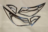 ABS Plastic Tail Rear Light Cover Trim For Hyundia Sonata I45 YF 2011 2012 2013