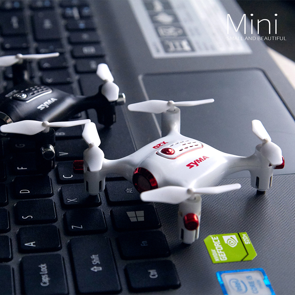 4 航空機ドローン Dron SYMA