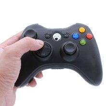 Bezprzewodowy kontroler z Bluetoothem dla konsoli Xbox 360 Gamepad Joystick do X box 360 Jogos Controle Win7/8 Win10 PC joypad do gier dla Xbox360