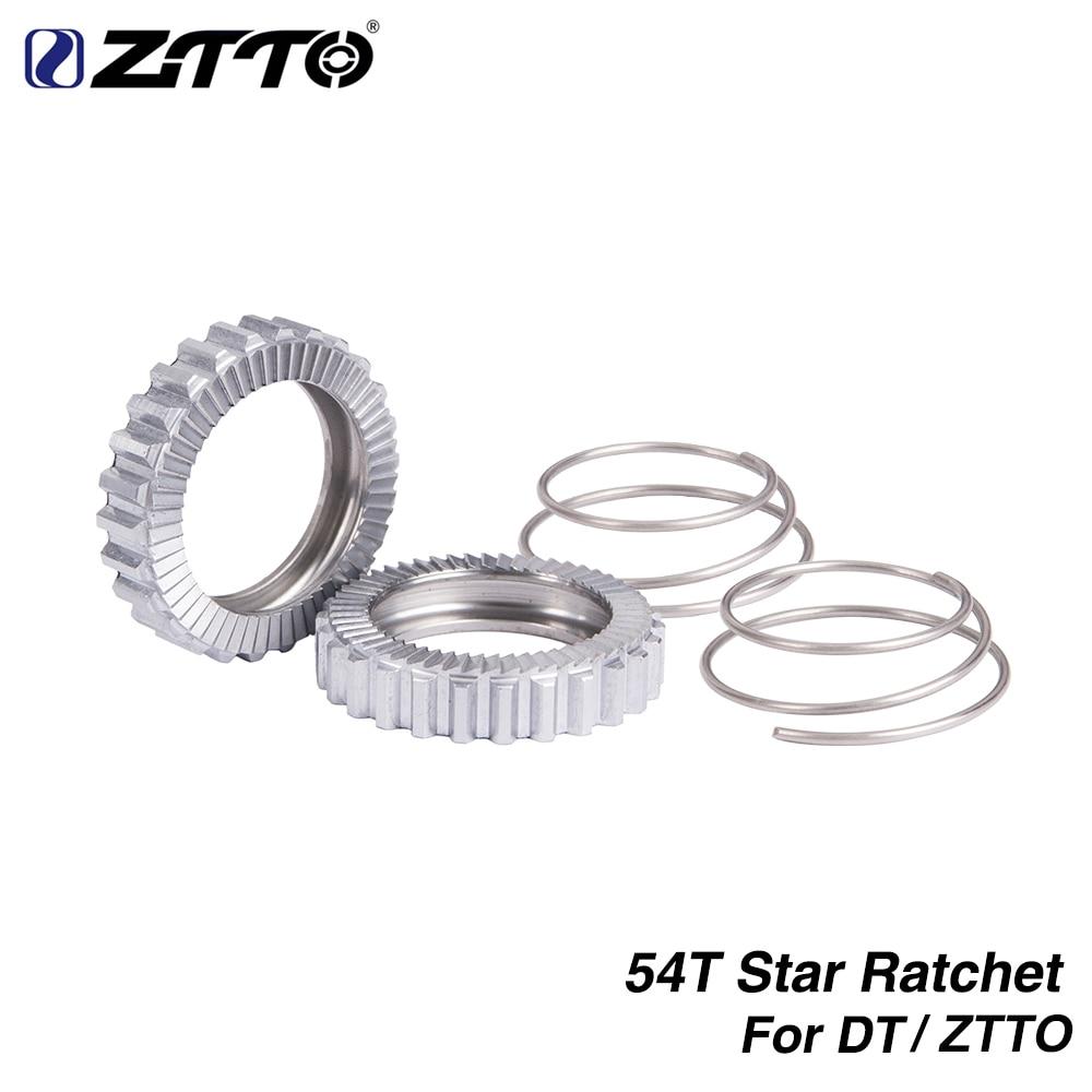 ZTTO велосипедная ступица 54 T звезда трещотка SL сервисный набор трещотка 54 зубья для DT 18T Замена 36T 60T MTB дорожный ступица Шестерня велосипедная ...