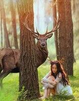 Renna antlers fascia rifornimenti del partito di natale decorazione grande capelli di modo della neonata fasce per donna ragazze