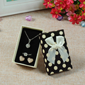 Hot Sell 48pcs Necklace Earrings Ring Jewelry Box 8*5*2.5 Gift Boxes Jewelery Accessories Packaging,Wholesale Factory sale
