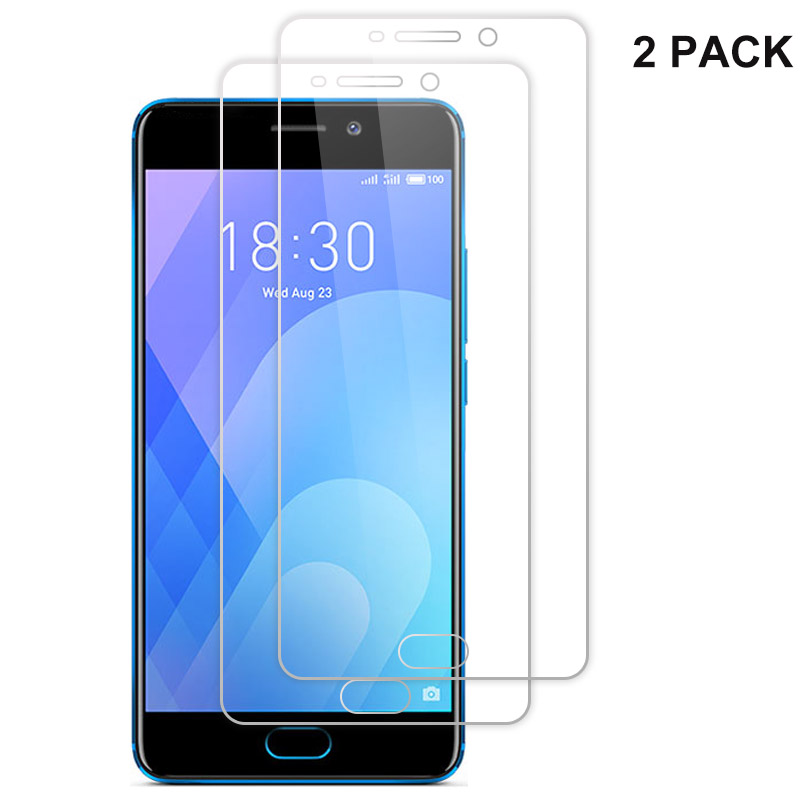 2 PACK For Meizu M6 Note 9H 2.5D Premium GXE Tempered Glass Guard Screen Protector For Meizu M6 Note Note 6 Portective Film
