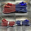 1 pcs tatuagem de COBRA RCA power pé abastecimento pedal clipe cord para tattoo machine gun tattoo motor machine gun